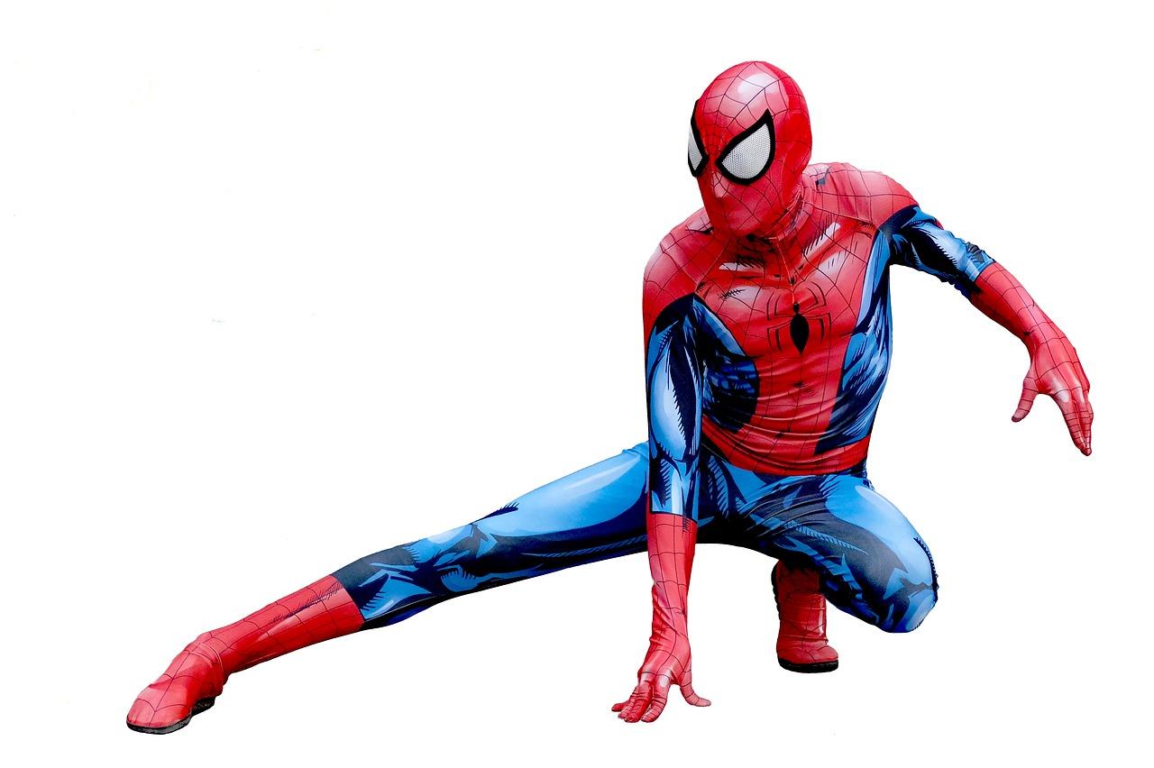 spiderman héros